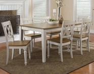 Liberty 841-C3000S-T4074 Rectangular Dining Set