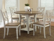 Liberty 841-C3000S-T4242 Dining Set