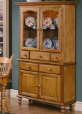 Liberty 85-CB1595-CH1595 Buffet And Hutch