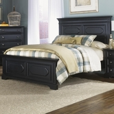 Liberty 917-BR13-14-72 Carrington II Queen Panel Bed