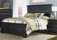 Liberty 917-BR15-16-73 Carrington II King Panel Bed