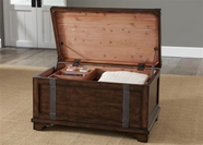Liberty Aspen Skies 316-OT1010 Storage Trunk