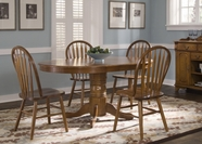 Liberty Furniture 10-T520-C553S Nostalgia Dining Room Set