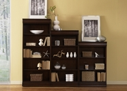 Liberty Furniture 101-HO3048-60-72 Louis Jr Bookcase (101-HOB)