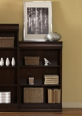 Liberty Furniture 101-HO3048-RTA Louis Jr Executive 48 Inch Bookcase (RTA)