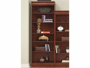 Liberty Furniture 101-HO3084-RTA Louis Jr Executive 84 Inch Bookcase (RTA)