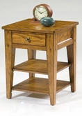 Liberty Furniture 110-OT1021 Lake House Chair Side Table