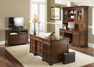 Liberty Furniture 114-HO105B-T- Remington Jr Executive (114-HOJ)