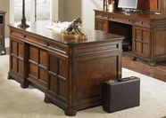 Liberty Furniture 114-HO105B-T Remington Jr Executive Desk (114-HO105B)