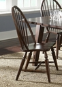 Liberty Furniture 121-C1000S Cabin Fever Windsor Back Side Chair