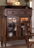 Liberty Furniture 17-CH4866K Treasures Display Cabinet - Oak