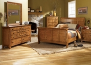 Liberty Furniture 176-BR21Q-31-51 176-BR Grandpa's Cabin Bedroom