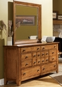 Liberty Furniture 176-BR31 Grandpa's Cabin 7 Drawer Dresser