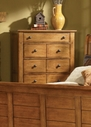 Liberty Furniture 176-BR41 Grandpa's Cabin 5 Drawer Chest