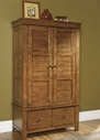 Liberty Furniture 176-BR43 Grandpa's Cabin Armoire