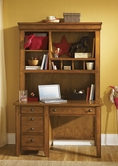 Liberty Furniture 176-BR70H Grandpa's Cabin Student Desk Hutch