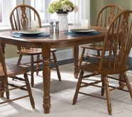 Liberty Furniture 18-T566 Old World Oval Leg Table