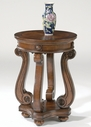 Liberty Furniture 187-OT1021 Victorian Manor Chair Side Table