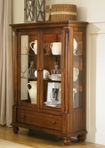 Liberty Furniture 206-CH4466 Americana Display Cabinet