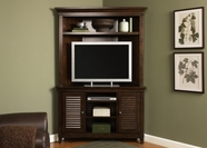 Liberty Furniture 481-EC52 Lakewood Corner Entertainment Hutch