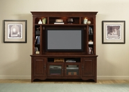 Liberty Furniture 640-EC00 New Generation Mountable Entertainment Hutch