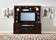 Liberty Furniture 940-EC00 New Generation Mountable Entertainment Hutch