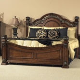 Liberty Messina 737-BR01-02-72 Estates Queen Poster Bed