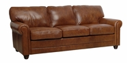 Luke Leather ANDREW-S-2511-HAVANA ANDREW-S SOFA in 2511 HAVANA Color