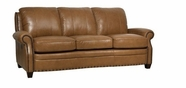 Luke Leather  BENNETT-2552-WHEAT Sofa + Loveseat Set