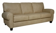 Luke Leather JACKSON-S-2524-CAPPUCINO JACKSON-S SOFA in 2524 CAPPUCINO Color