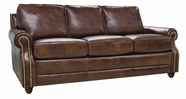 Luke Leather LEVI-S-2511-HAVANA LEVI-S SOFA in 2511 HAVANA Color
