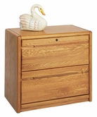 Martin Furniture 450 Contemporary 2-Drawer lateral file