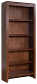 Martin Furniture CD3274 Concord Open Bookcase