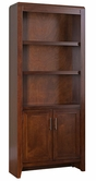 Martin Furniture CD3274D Concord Lower Door Bookcase