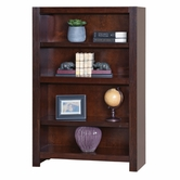 Martin Furniture CN3653 Carlton Open Bookcase