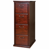 Martin Furniture HCR204 Huntington Club 4-Drawer file