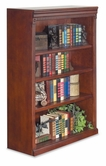 "Martin Furniture HCR3648 Huntington Club 48"" Open Bookcase"