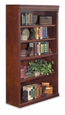 "Martin Furniture HCR3660 Huntington Club 60"" Open Bookcase"