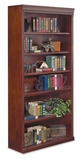"Martin Furniture HCR3672 Huntington Club 72"" Open Bookcase"