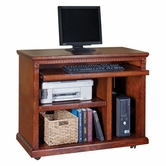 Martin Furniture HO110 Huntington Oxford Computer cart