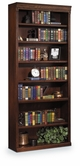 "Martin Furniture HO3684 Huntington Oxford 84"" Open Bookcase"
