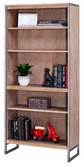 Martin Furniture IMBM3066 Belmont Office Single Bookcase