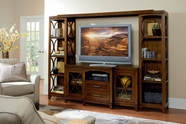 Martin Furniture IMFR360-491BR-970  Fremont Entertainment Wall