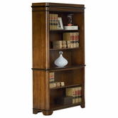 Martin Furniture IMKE3776 Kensington Office Open Bookcase