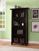 Martin Furniture IMKT3668 Kyoto Open Bookcase (KD)