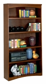Martin Furniture MO3670 California Bungalow Open bookcase