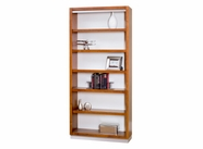 Martin Furniture MT3678 Monterey Office Open bookcase