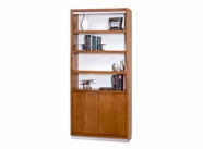 Martin Mt3678D Monterey Office Bookcase W/ Lower Door