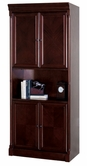 Martin Furniture MV3479D Mount View 4-Door bookcase