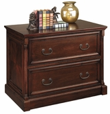 Martin Furniture MV450 Mount View 2-Drawer lateral file
